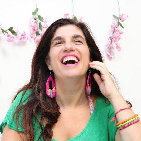 Luciana Peker por Salvador Batalla